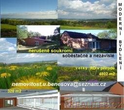 Prodej Dům Vrchotovy Janovice u Benešova