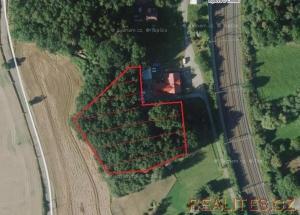 Prodej Pozemky Doubrava u Lipové