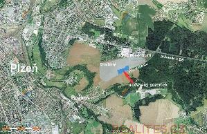 Prodej Pozemek Plzeň