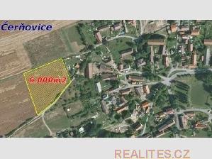 Prodej Pozemek Čerňovice