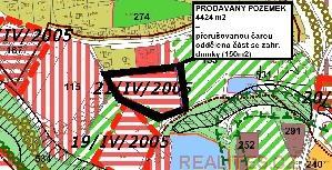 Prodej Pozemek Mníšek pod Brdy