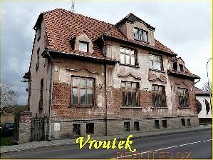 Prodej Dům Vroutek