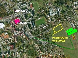 Prodej Pozemek Jirkov