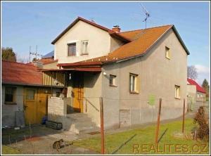 Prodej Dům Bystřice u Benešova