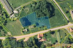 Prodej Pozemek Boršov u Moravské Třebové