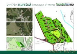 Prodej Pozemek Lipno nad Vltavou