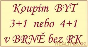 Prodej Byt Bohunice